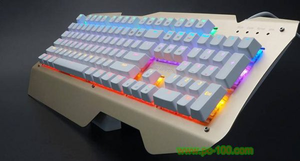 Mechanical-gaming-keyboard-RGB-back-Light-White-SC-MK-30-2