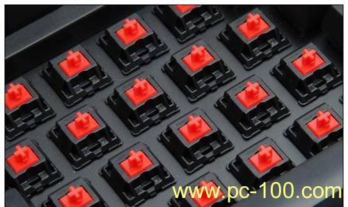 Key switches for mechanical keyboard