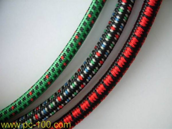 Nylon cables for mechanical keyboard (colorful and patterns)