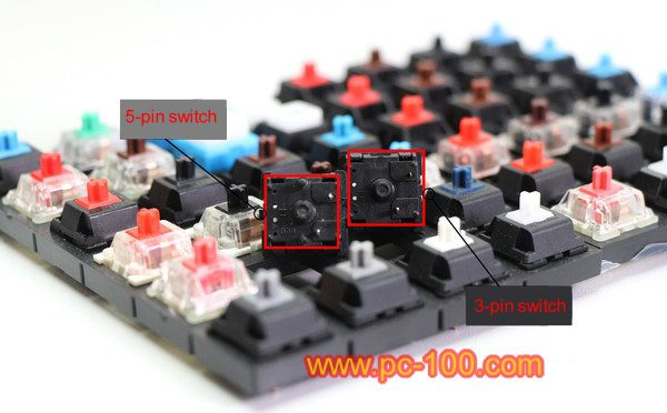 mechanical switches for mechanical keyboard