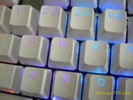 Mechanische Tastatur benutzerdefinierte Tasten, benutzerdefinierte Farbe, Material, Gravieren oder Briefe drucken....