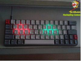 DIY every key's backlit color