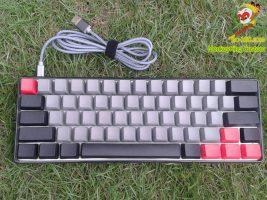 PBT keycaps
