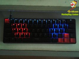 DIY every key's backlit RGB color