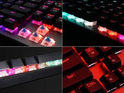 teclado mecânico do jogo (SC-mk-10)